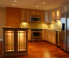 Kitchen redesign services in Chicago area